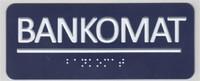 Štítek BANKOMAT (jpg; 21 KB)