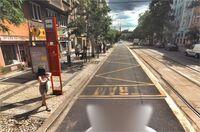 Zastávka s pojížděným mysem (jpg; 110 KB)
