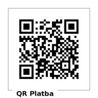 Bílá pastelka - QR kód (png; 993 Bytes)