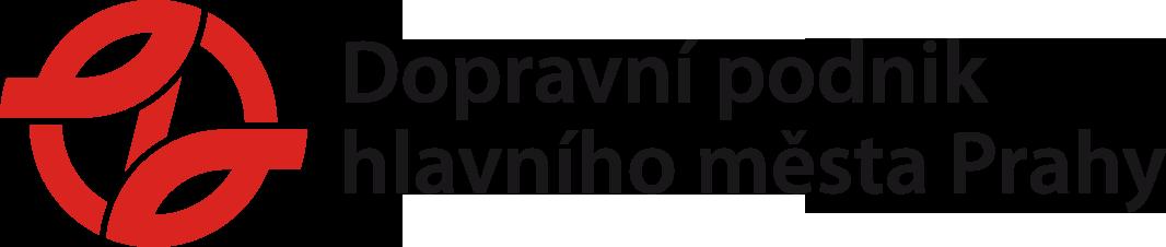 DP Praha - logo horizontální